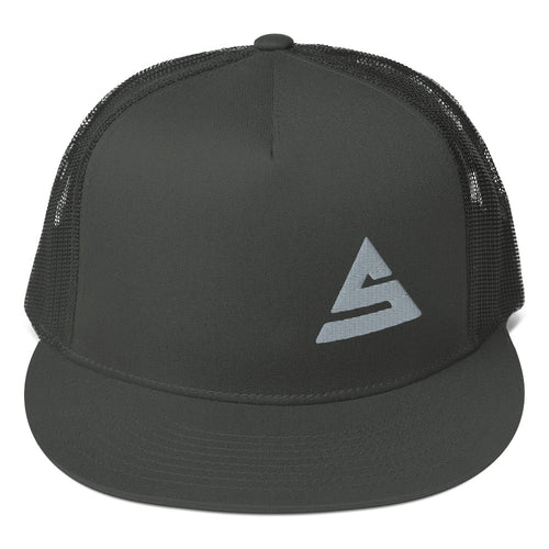 5 Mesh Back Snapback Otto Cap - 5UR71NG.com Surfing apparell eco surf california 5 oceans