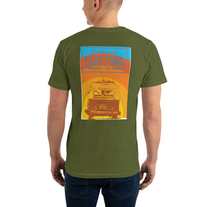 Kombi T-Shirt - 5UR71NG.com Surfing apparell eco surf california 5 oceans
