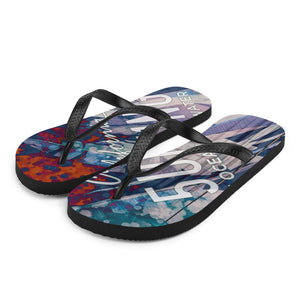 TropiCal - Flip-Flops - 5UR71NG.com Surfing apparell eco surf california 5 oceans