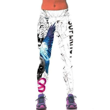 "Leggings ""Spirit Sauvage"" - TheSportAddict"
