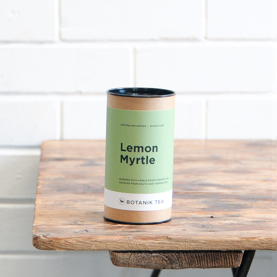 Lemon Myrtle + Australian Green Tea