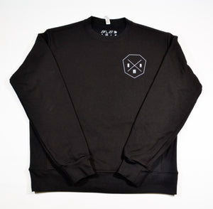 SITTING LOST CREW NECK