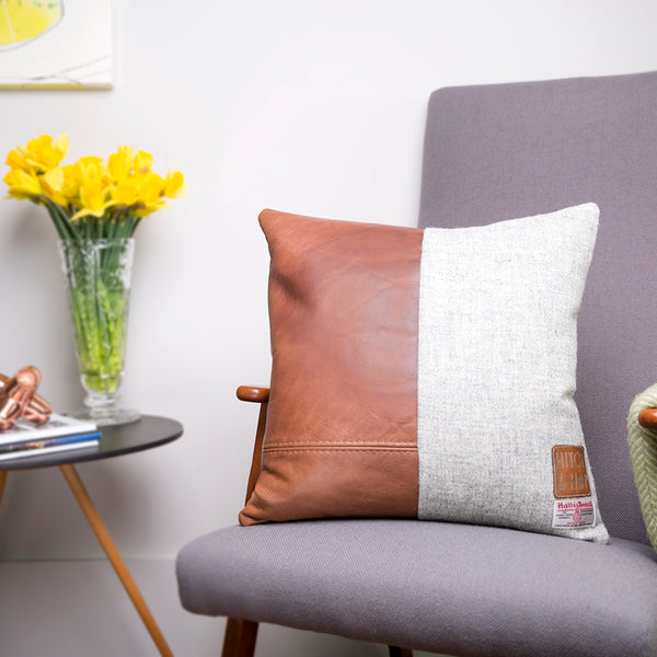 This homewares brand has a unique approach to textile waste - eco-friendly home, eco home, ethical living, ethical interiors