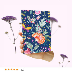Undated - Blissfully Happy Planner - Cover Style 02