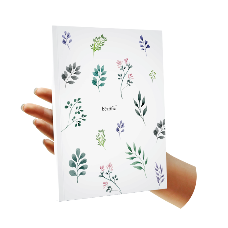 2018 - Blissfully Happy Planner - Leafy