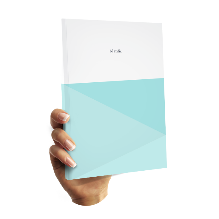 Undated - Blissfully Happy PLanner - Blueish