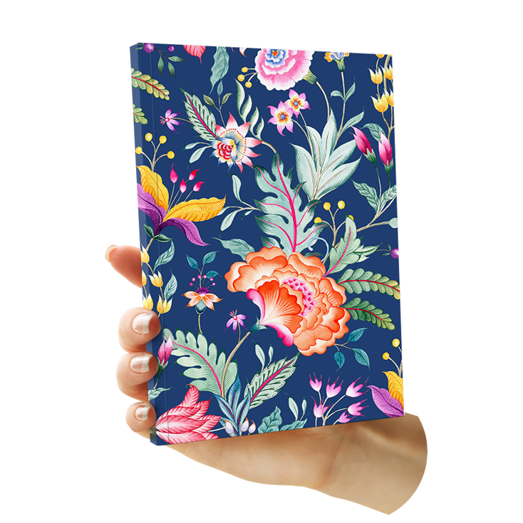 2018 - Blissfully Happy Planner - Dark Flower