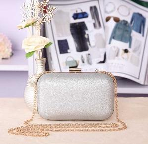Glitter clutch-Different color