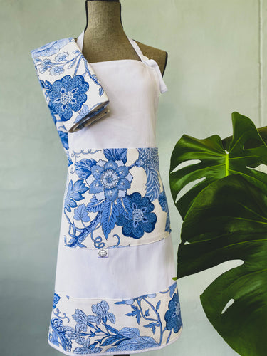 Apron with Tea Towel