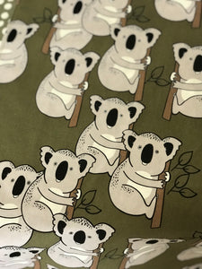 Happy Koalas Tea Towel