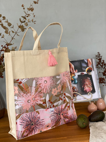 Flowering Eucalypt Shopping Bag