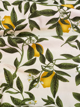 Limoncello Lemons Table Runner