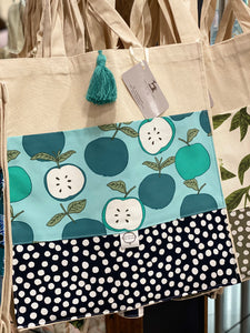 Ample Apples Shopping Bag
