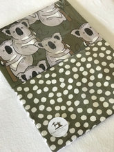 Happy Koalas Set of 2 Tea Towels