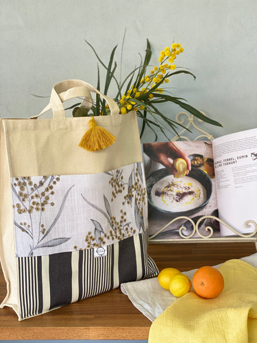 Heritage Wattle Shopping Tote