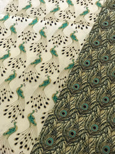 Peacock Set of 2 Tea Towels