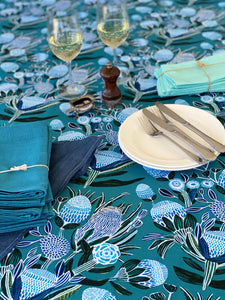 Blissful Banksia Tablecloth