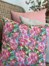 Happy Hydrangea Cushion Cover