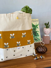 Busy Bee Shopping Bag