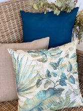Botanical Linen Cushion Cover