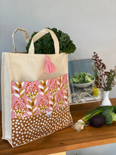 Protea Pop Shopping Bag