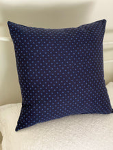 Cross Stitch Ink Cushion Cover