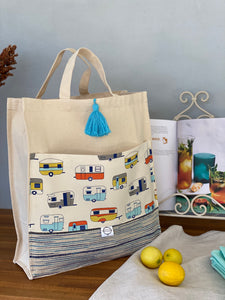 Road Trippin' Shopping Bag