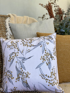 Heritage Wattle Cushion Cover