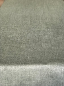 Tablecloth Pure Linen - Eucalypt Coloured
