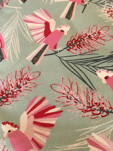 Gorgeous Galah & Grevillea Set of 2 Tea Towels