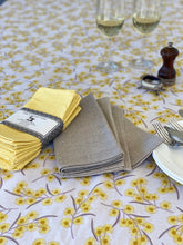 Wattle Linen Blend Tablecloth