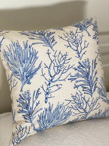 Coral Cove Cushion Cover
