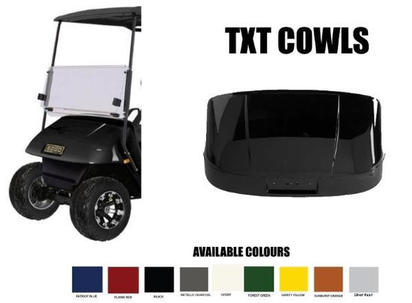 Cowl for TXT Fleet Vehicle
