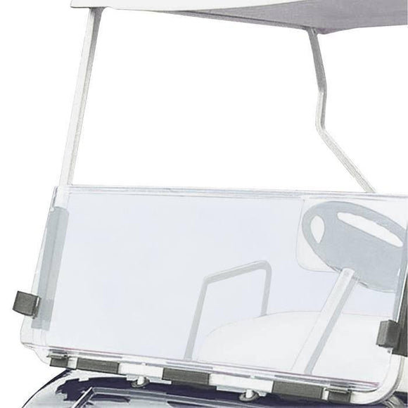 Folding Windshield for Yamaha G22 - Clear