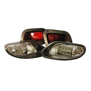 12/48 Volt Deluxe LED Light Kit for EZGO TXT