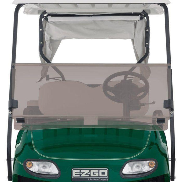 Folding Windshield for EZGO TXT 2014+ - Tinted