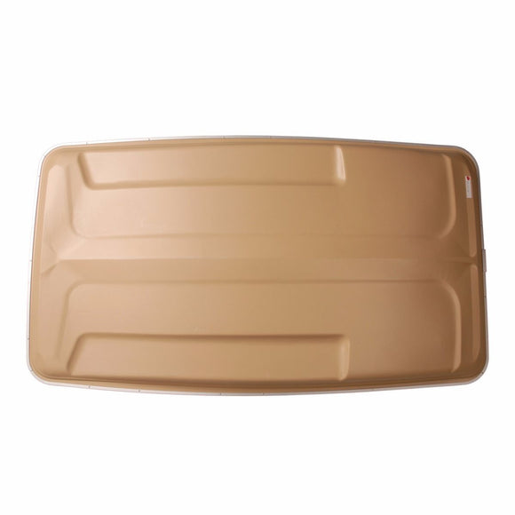 80 Inch EZGO RXV Top Kit Without Holes | Tan