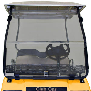 Folding Windshield for Club Car DS- Tinted