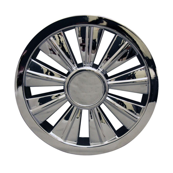8 Inch Chrome Spoke Wheel Cover