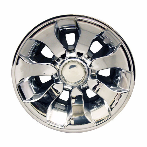 8 Inch Chrome Driver Wheel Cover