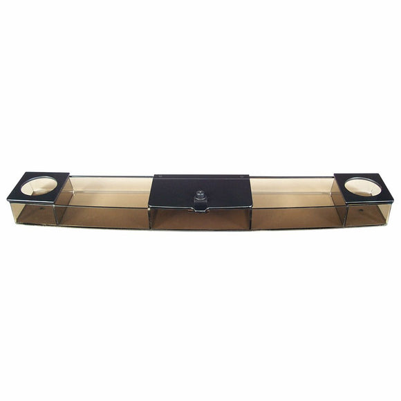 Dash Beverage Tray for EZGO RXV | Black