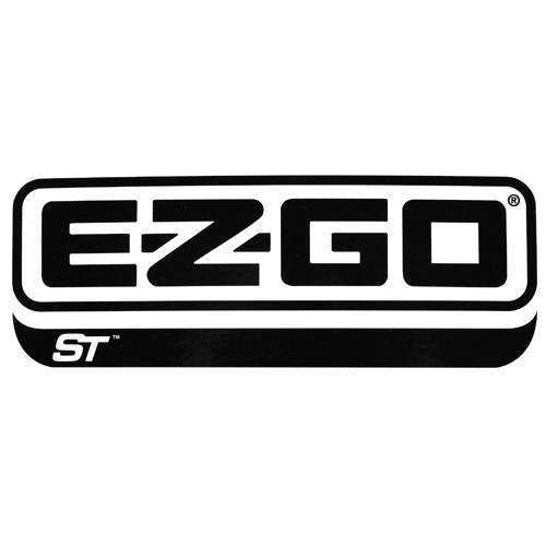 Decal - E-Z-GO ST