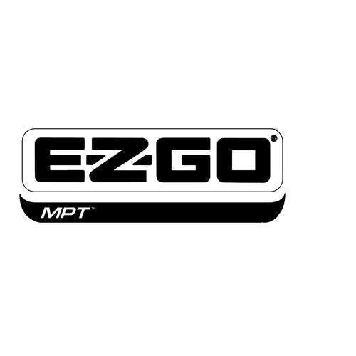 E-Z-GO MPT Label