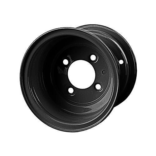 10 Inch Black Steel Wheel Only