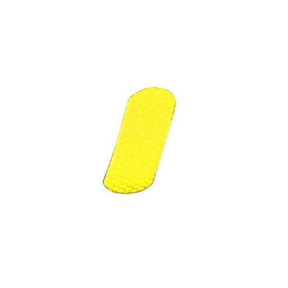 Yellow Reflector Decal