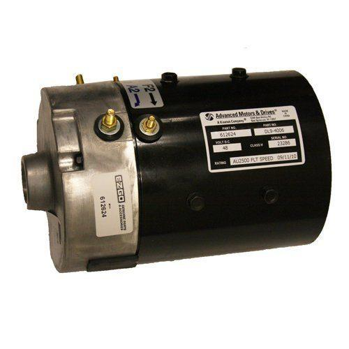 48 Volt DC Golf Cart Electric Motor Kit