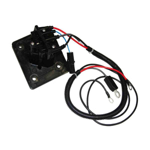 48V Charger Receptacle for Delta Q