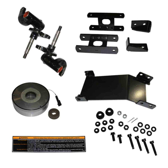3 Inch Inch Spindle Lift Kit for Electric RXV