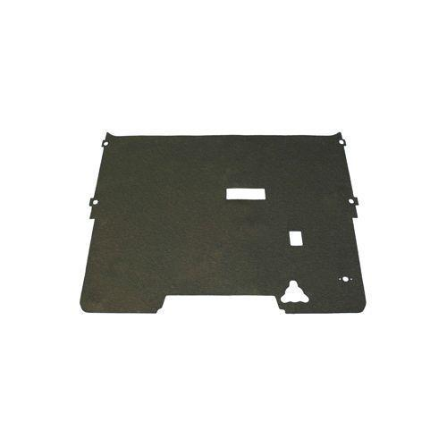 Floor Mat with Horn Hole for Workhorse