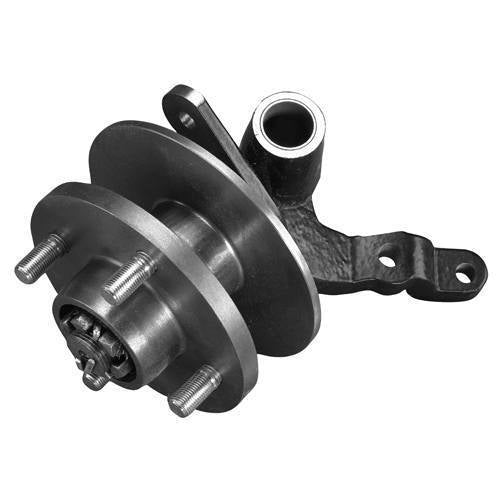 Spindle Disc & Hub Assembly (Passenger's Side)